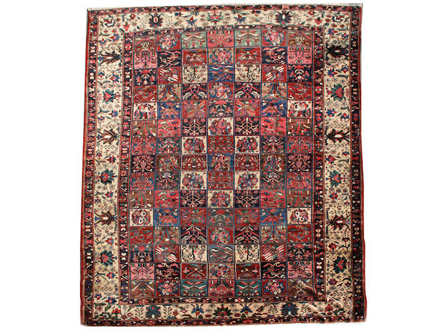 A Bakhtiar carpet West Persia, 18 ft 10 in x 11 ft 11 in (572 x 364 cm)