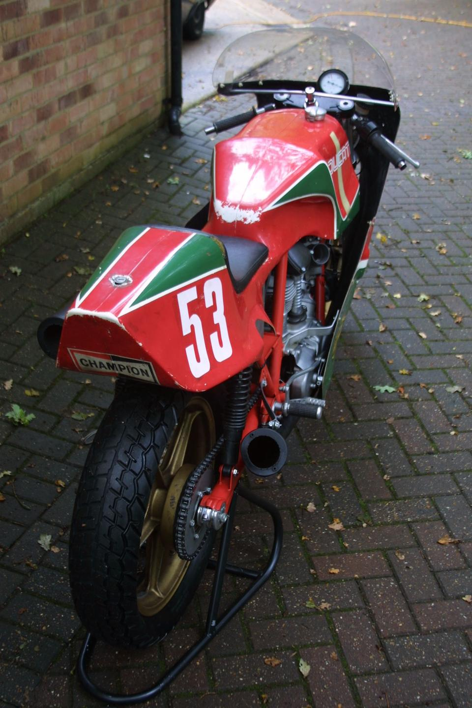 The ex-works, NCR, Sports Motor Cycles, Roger Nicholls, Isle of Man TT Formula 1,1973 Ducati 905cc Production Racing Motorcycle Frame no. 014