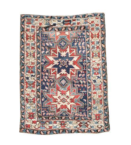 A Lesghi rug East Caucasus, 150cm x 108cm