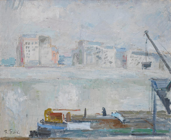 R. Falk Landscape