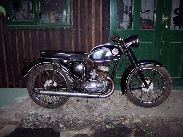 1970 BSA Bantam 175 Frame no. PD04245 B175 Engine no. PD04245 B175