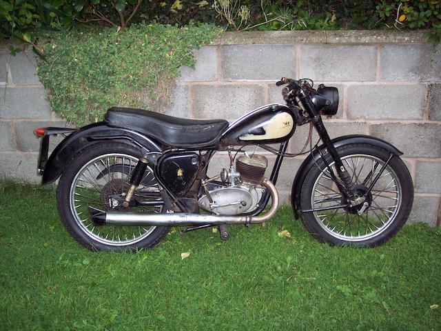 1957 BSA D3 Bantam Major