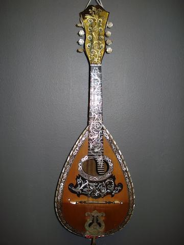 A Neapolitan Mandolin circa 1900 (11)
