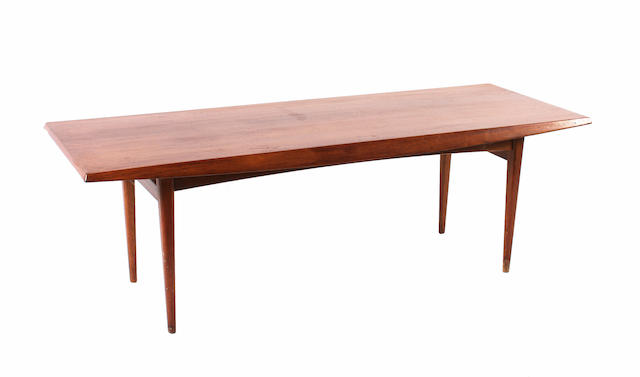 A Gordon Russell rectangular coffee table