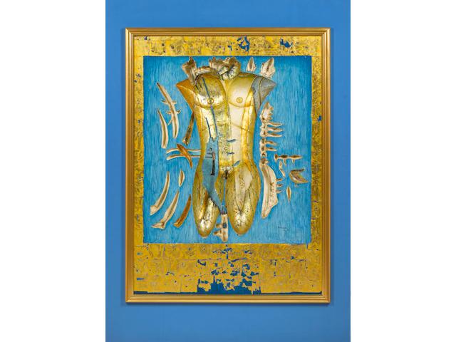 Alexis Preller (South African, 1911-1975) 'Apollo Kouros I'