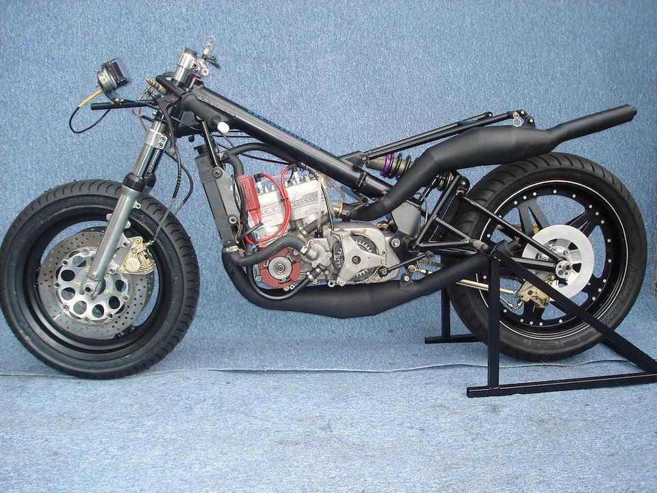 c.1983 Waddon Rotax 247cc Racing Motorcycle