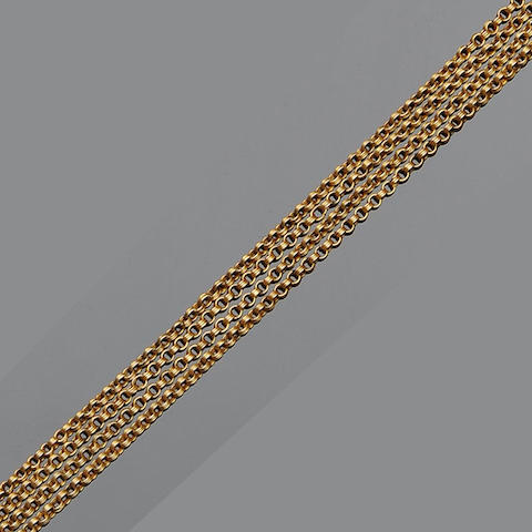 A belcher-link long chain