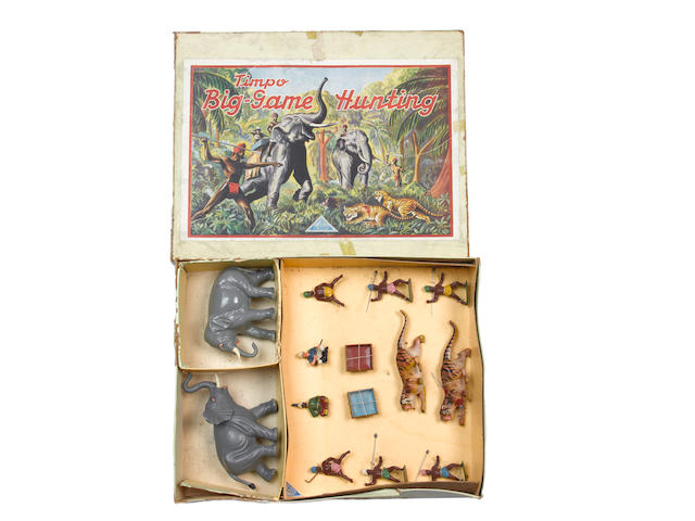 Timpo RARE Big Game Hunting Set 14