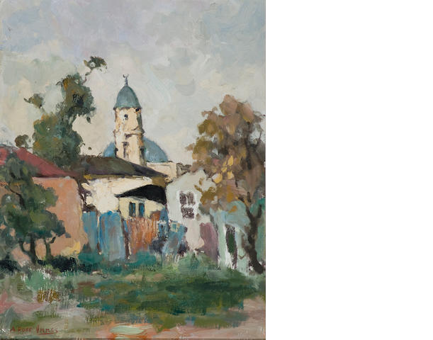 Alexander Rose-Innes (South African, 1915-1996) Mosque