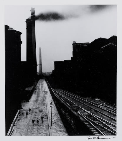 Bill Brandt (British, 1904-1983) Halifax, 1937 32.7 x 27.8cm (12 7/8 x 10 15/16in).
