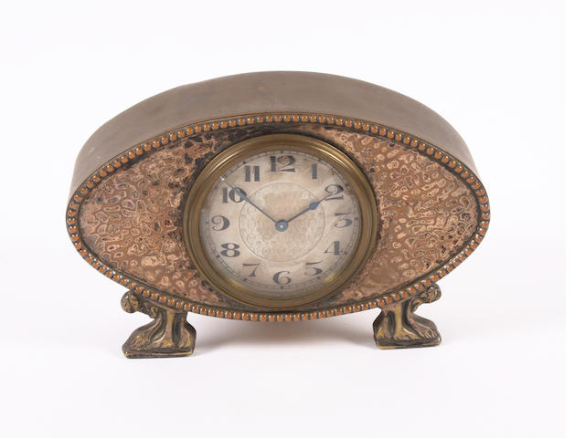 Early 20th Century electrotype timepiece