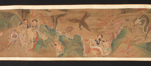 Chinese School 18th/19th century