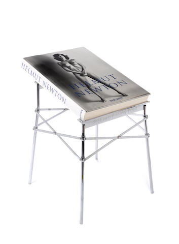 Helmut Newton, Sumo book and stand