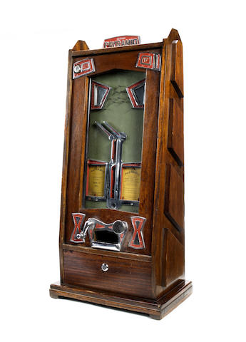 A good Bryans 'Payramid' machine, circa 1960,