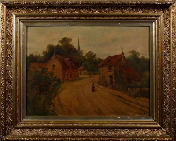 H. Lloyd Near Marlow
