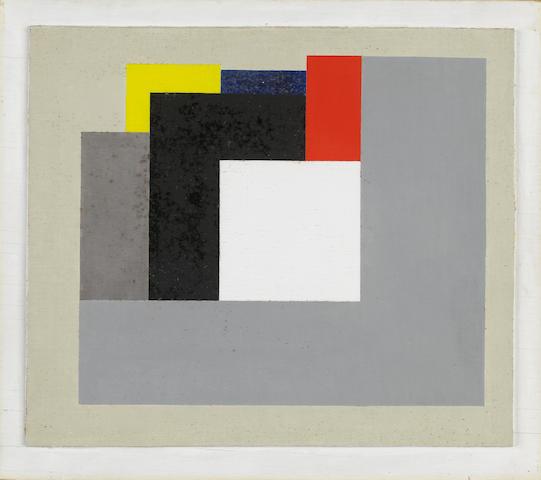 Ben Nicholson O.M. (British, 1894-1982) Untitled 21 x 23.4 cm. (8 1/4 x 9 1/4 in.)