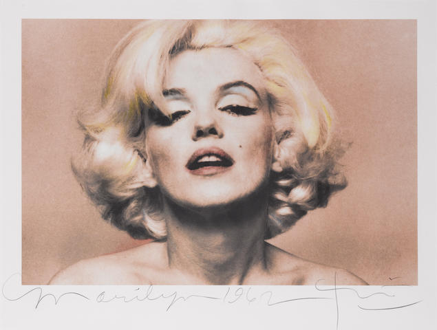 Bert Stern (American, born 1930) Marilyn Monroe, 1962