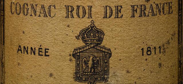 Cognac Roi de France, Grande Réserve de L'Empereur 1811