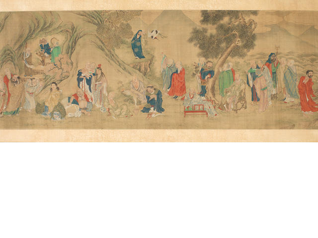 Chinese School 19th century