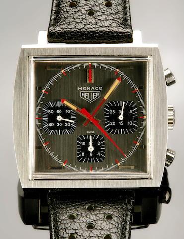 Heuer Monaco  Ref. 73633 G 1971, Serial 166402  (page 194/195)