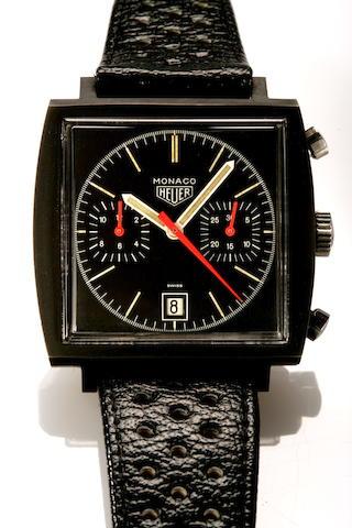 Heuer Monaco  Ref. 740303 N 1974, Serial 256016  (page 196/197) Box