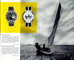 Heuer Skipper  Ref. 7764 MH 1970, Serial 134298  (page 242/243) Box