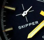 Heuer Skipper  Ref. 15640 1972, Serial 296388   (page 244/245)
