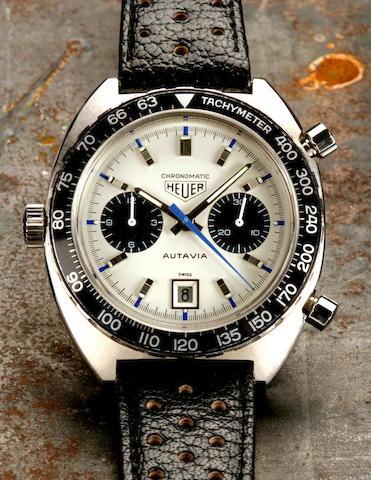 Heuer Autavia Ref. 1163 T 1969