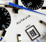 Heuer Autavia Ref. 1163 T 1969, Serial 141184  (page 48/49) Box