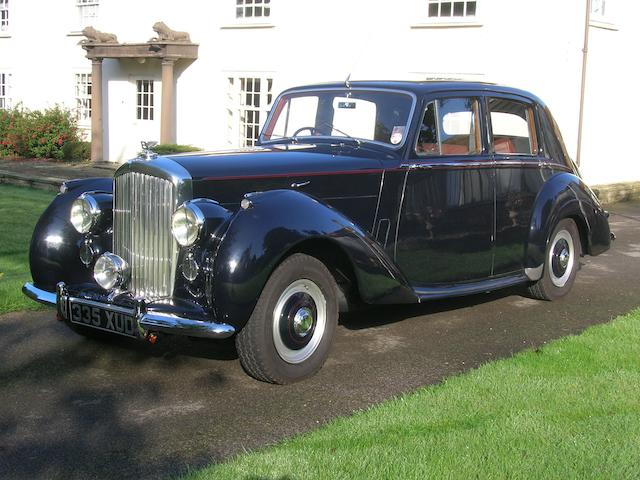 1953 Bentley R-Type Saloon,
