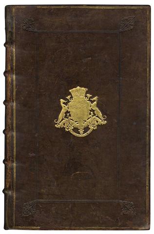 LOCKE (JOHN) The Works, 3 vol.