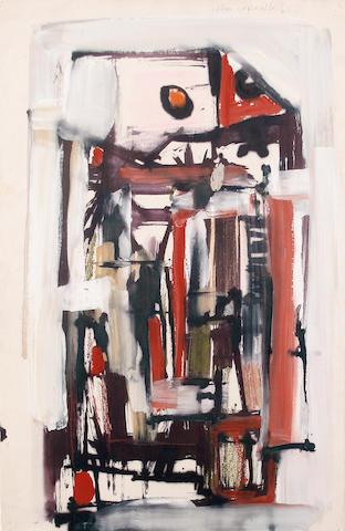 John Copnall (British, 1928-2007) Untitled abstract