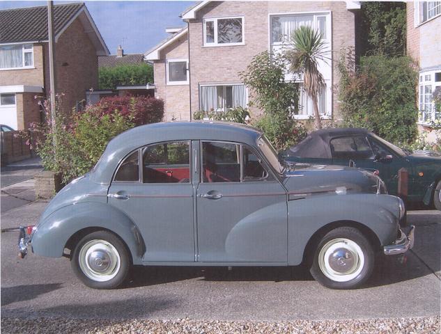 1959 Morris Minor,