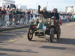 1903 De Dion Bouton 8hp Model R Rear-entrance Tonneau  Chassis no. 93 Engine no. 11632