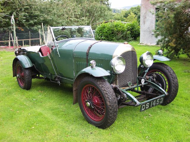 One family ownership since 1954,1924 Bentley 3-litre Speed Model Tourer  Chassis no. 804 Engine no. 803