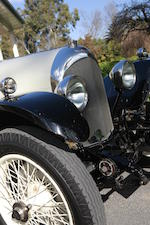 Formerly the property of The Late. John Cresswell,1925 Bentley 3-Litre Speed Model Tourer  Chassis no. 1054 Engine no. 1077 Body no. 1144