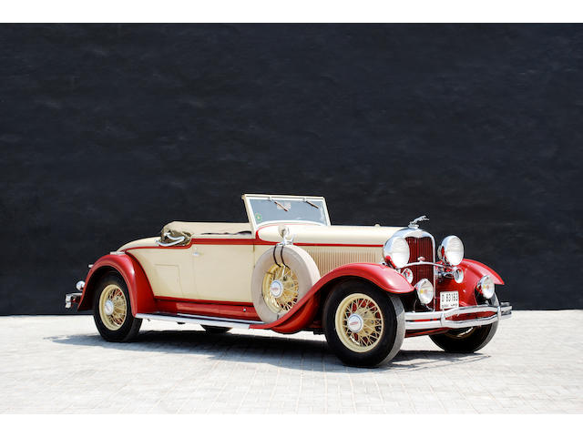 68,1931 Lincoln Model K Convertible Coupe with Rumble Seat  Chassis no. 68655 Engine no. 68655