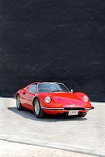 Ferrari Classiche Certified,1973 Ferrari Dino 246GTS Spyder  Chassis no. 03652 Engine no. 11112