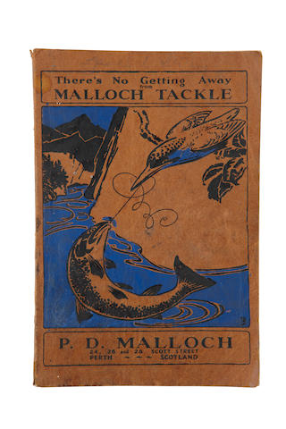 MALLOCH A P.D. Malloch fishing tackle catalogue