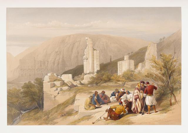 ROBERTS (DAVID) The Holy Land, 3 vol.