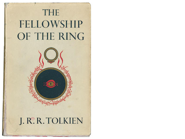 TOLKIEN (J.R.R.) The Lord of the Rings, 3 vol., FIRST EDITIONS, FIRST IMPRESSIONS
