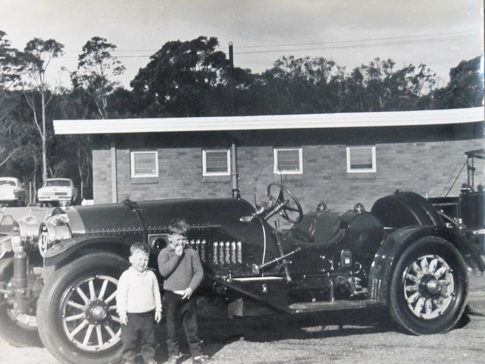 c.1920 Locomobile Model 48 Speedster (Restoration Project)  Engine no. 13544
