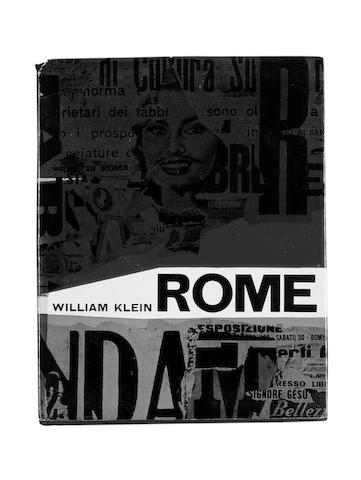 (n/a) William Klein (American, born 1928) Rome: The City and its People