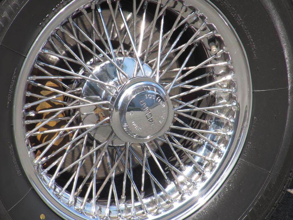 1971 Jaguar E-Type Series III Roadster  Chassis no. 1S1081BW Engine no. 7S4300-SA