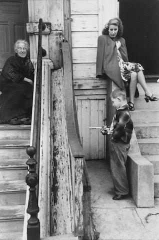 Henri Cartier-Bresson (French