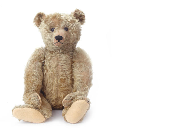Good Steiff centre seam Teddy bear, circa 1909