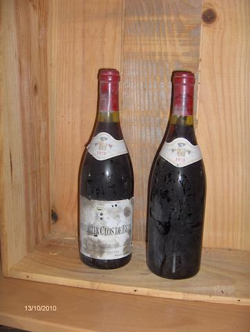 Chambertin, Clos de Bèze 1978 (2)