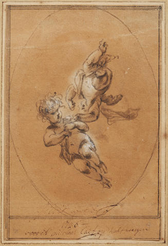 Jacob de Wit (Amsterdam 1695-1754) Putti