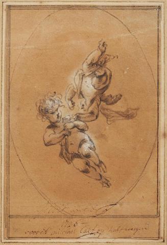 Jacob de Wit (Amsterdam 1695-1754) Putti