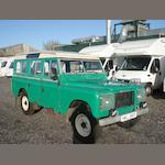 1979 Land Rover V8 Safari,
